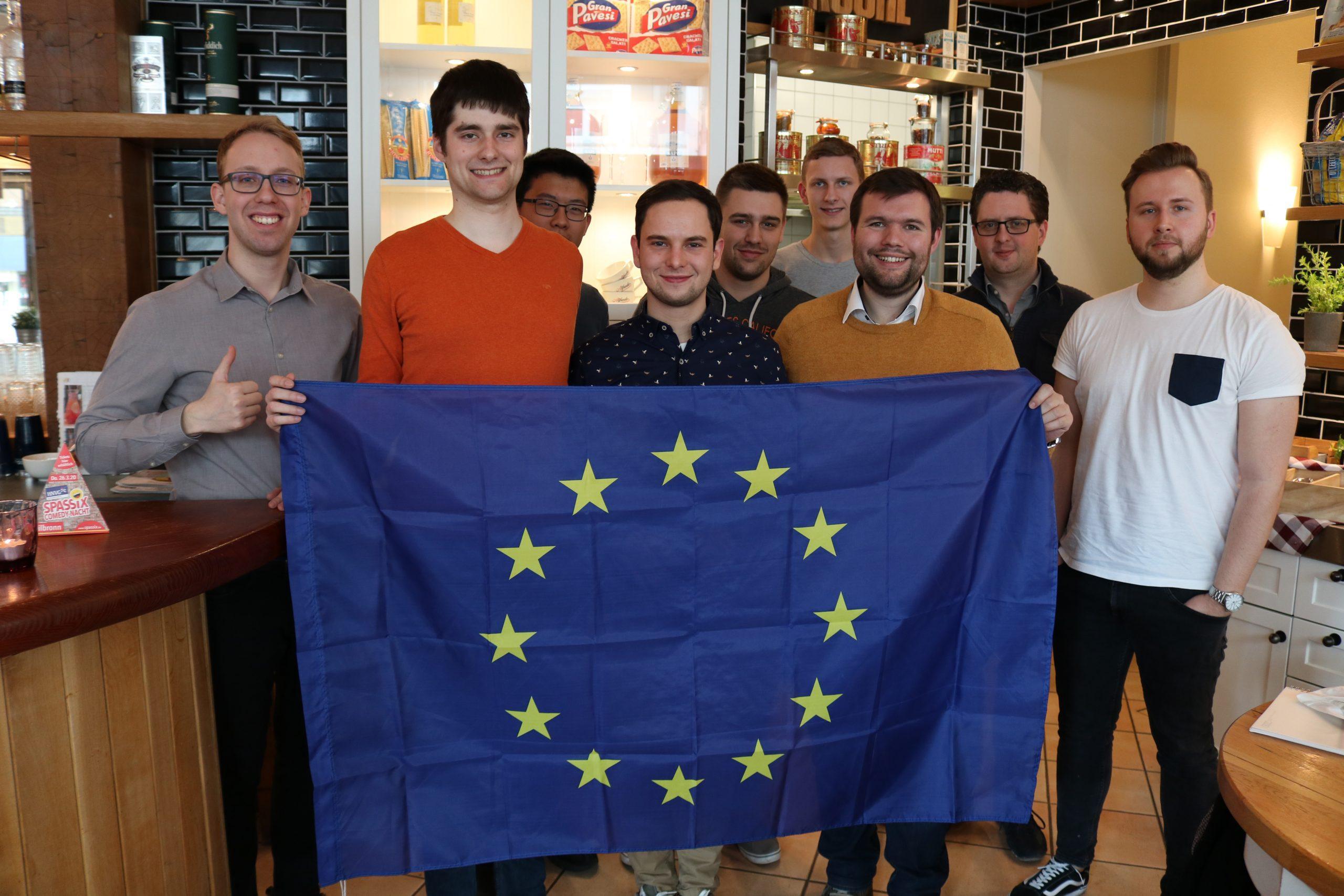 Junge Europäische Föderalisten
